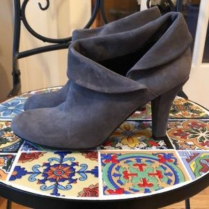 Enzo Angiolini 7M Gary suede ankle booties